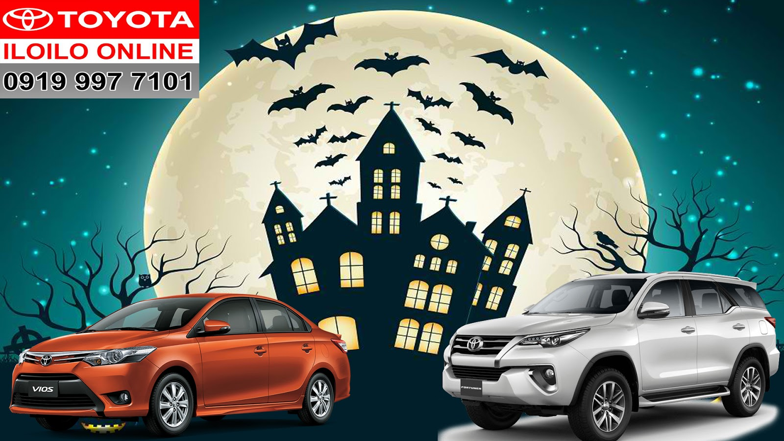 Toyota iloilo halloween deals 2016