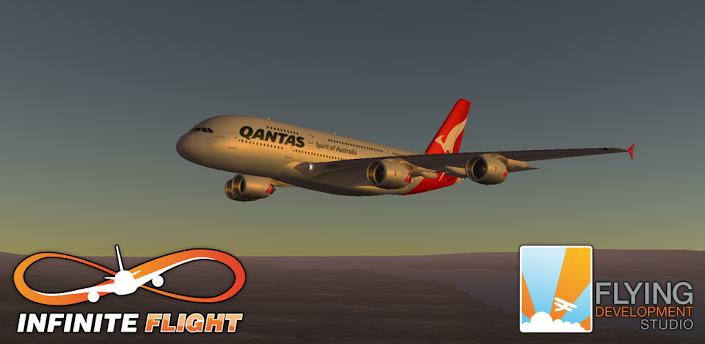 تحميل infinite flight simulator مهكرة