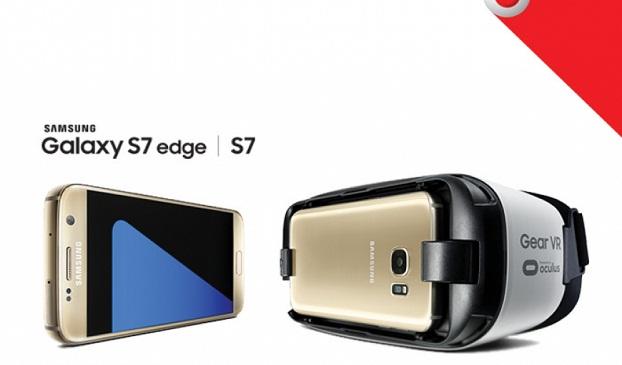 هاتف Samsung S7 edge