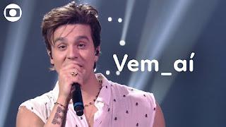 Show da Virada na Globo: Luan Santana é uma das atrações da festa
