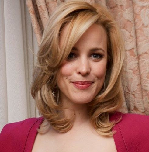 See more 2014 hairstyles for women over 40-Shoulder Length Hairstyle with curls  http://www.womensandmenshairstyle.net/
