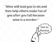 Is Wine a Sin?