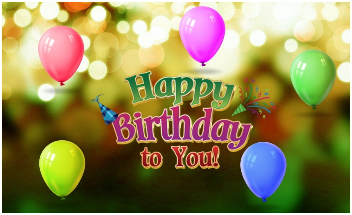 Happy Birthday Wishes Images Hd ~ Happy birthday wishes hd pictures