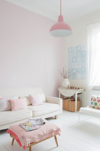 Decorate Your Home In Pastel 13