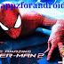 تحميل لعبة سبايدر مان 2 معدله للاندرويد وبآخر اصدار   Amazing Spider Man 2 العاب اكشن للاندرويد