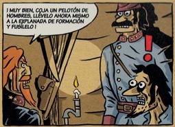 El funeral de John Mortonson de Tatúm, edita Edicions de Ponent - comic Mallorca Festival Comic Nostrum