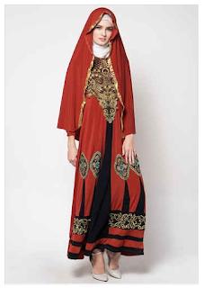 Contoh Model Baju Muslim Trend Sekarang Update