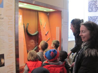 Junior Infants class,  Ennis National School, on a visit to the Clare Museum #1