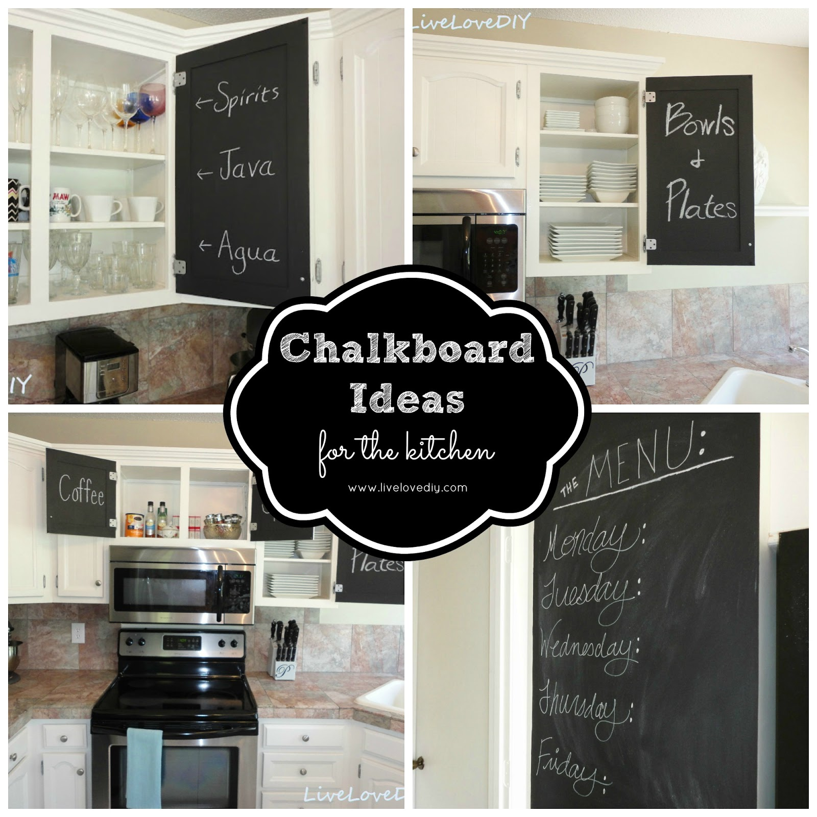 Chalk Painted Kitchen Cabinets 2 Years Later: 10 Home Improvement Ideas: How To Make The Most Of What