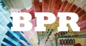 Kantor Bank BPR di Kediri