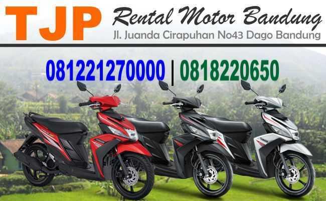 Sewa Rental motor dekat Jl. Suniaraja