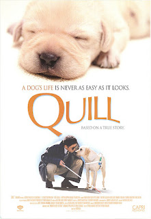 quill, kuiru, guide dog, anjing penuntun tunanetra, review, film