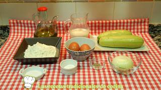 Receta fácil de tortitas de calabacín