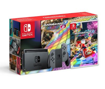 To Mario Kart 8 Deluxe πακέτο με το Nintendo Switch 1