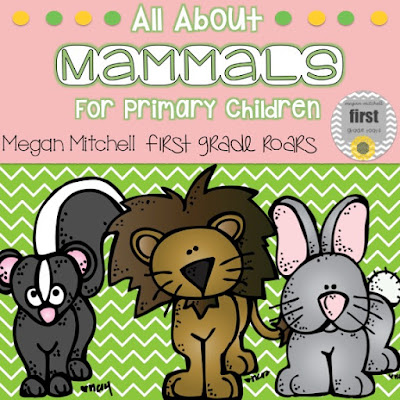 https://www.teacherspayteachers.com/Product/All-About-Mammals-for-the-Primary-Grades-216589