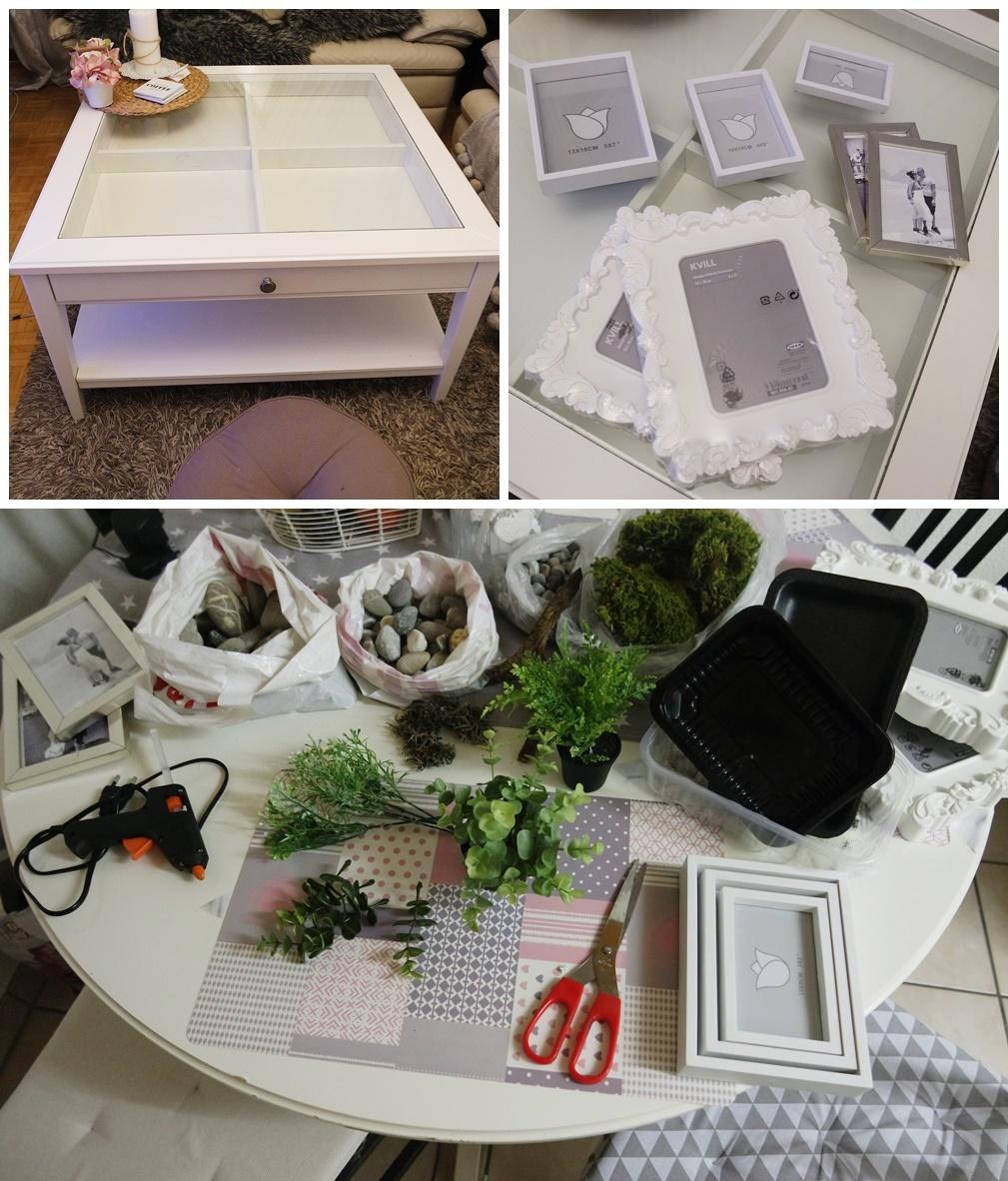 Artmakeseverythingawesome Aranżacja Stolika Kawowego Ikea