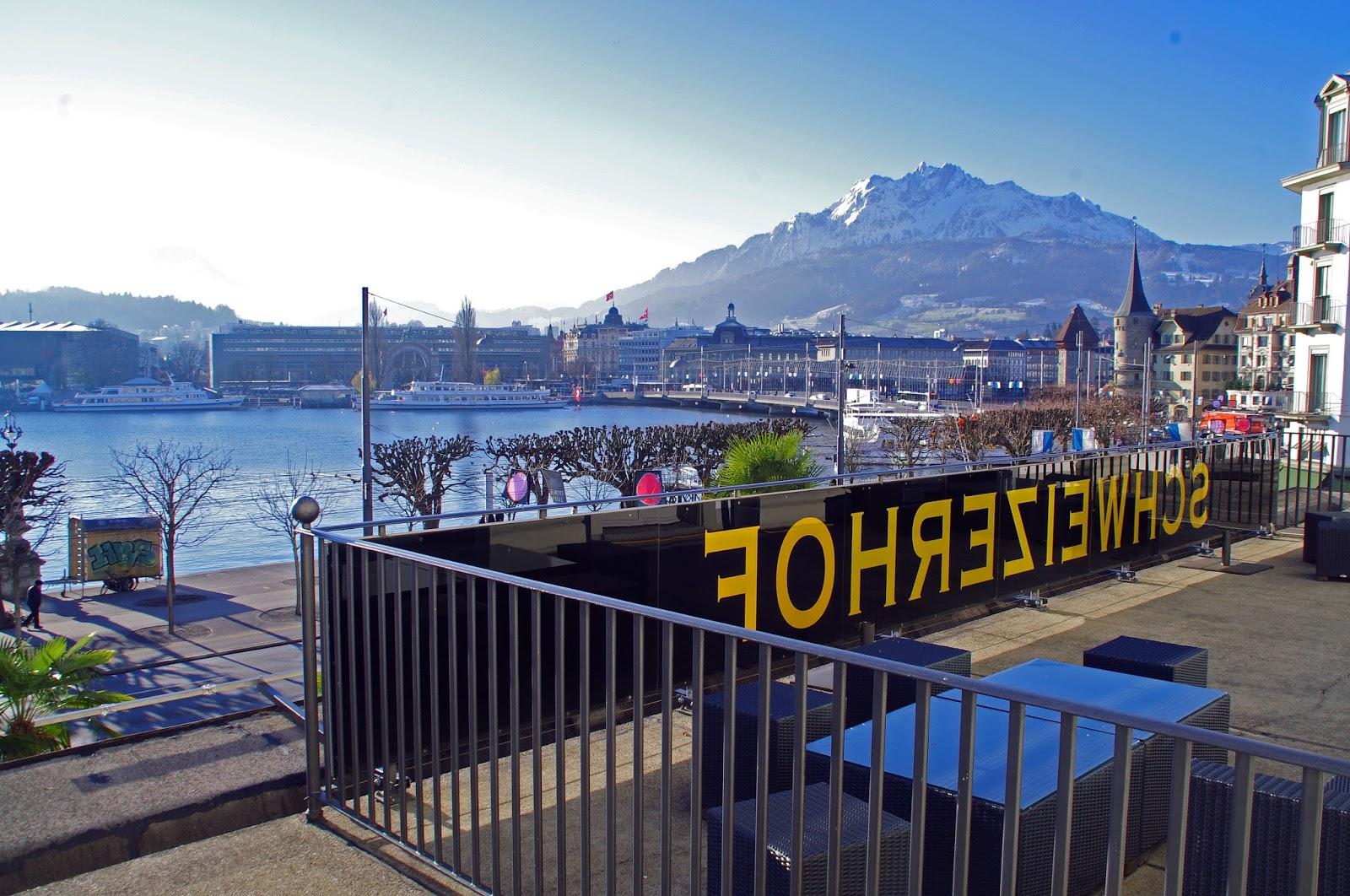 Hotel Schweizerhof Luzern Switzerland