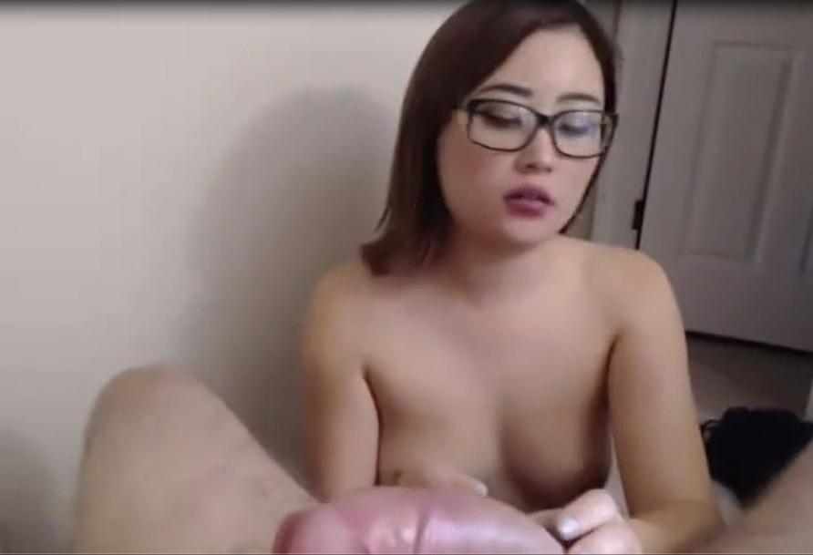 Hot Ass Asian Girlfriend