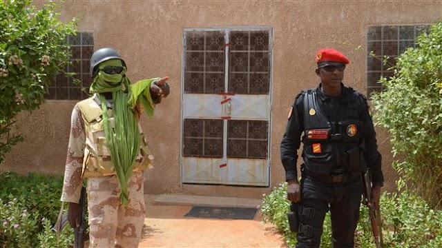 4 policemen killed in 'terrorist' attack in western Niger