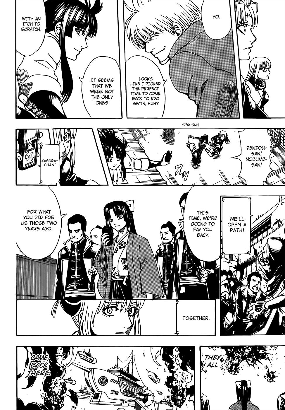 Gintama 698 En