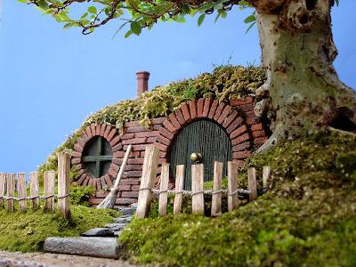 Casa de Hobbit