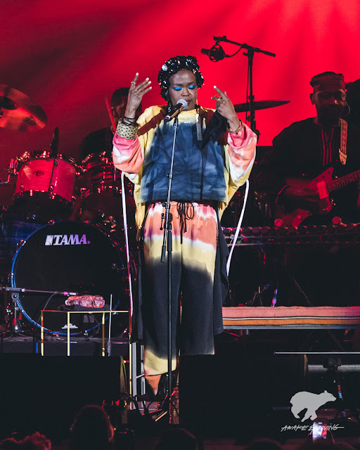 The goddess, Ms. Lauryn Hill.