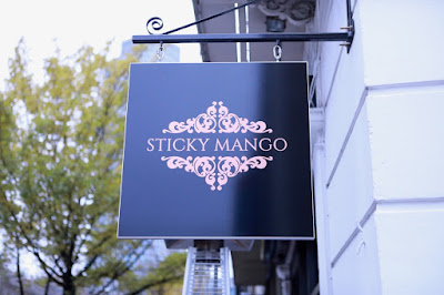 Matching Loire wines with Sticky Mango's Asian street food