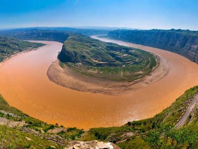Top Ten World's Longest Widest Deepest Biggest Rivers