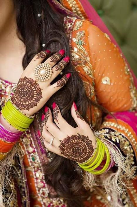 Beautiful Latest Simple Arabic Pakistani Indian Bridal Girl Mehndi Designs New Arabic Bridal Mehndi Designs For Very Teenage Dulhan