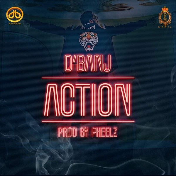 D'banj - Action