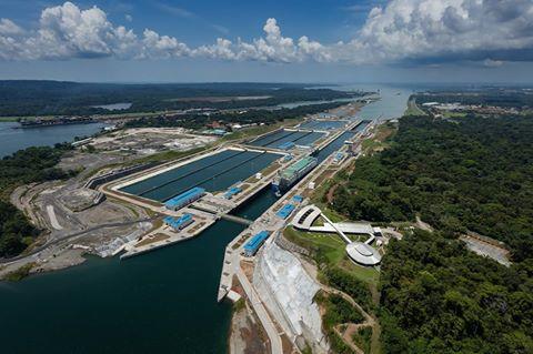 Canal de Panamá en la lista de Mejores Lugares Para Visitar en 2017