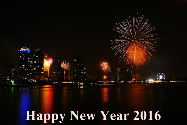 Happy New Year 2016 HD Wallpapers 2