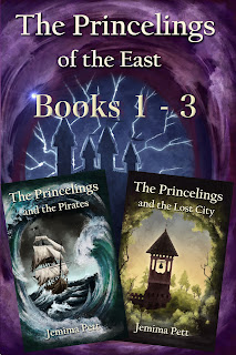 Princelings books 1-3
