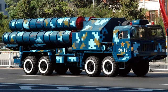 Top 5 Best Anti Aircraft Missile Systems in the World 2020; Aircraft, Cruise, and Ballistic Missiles