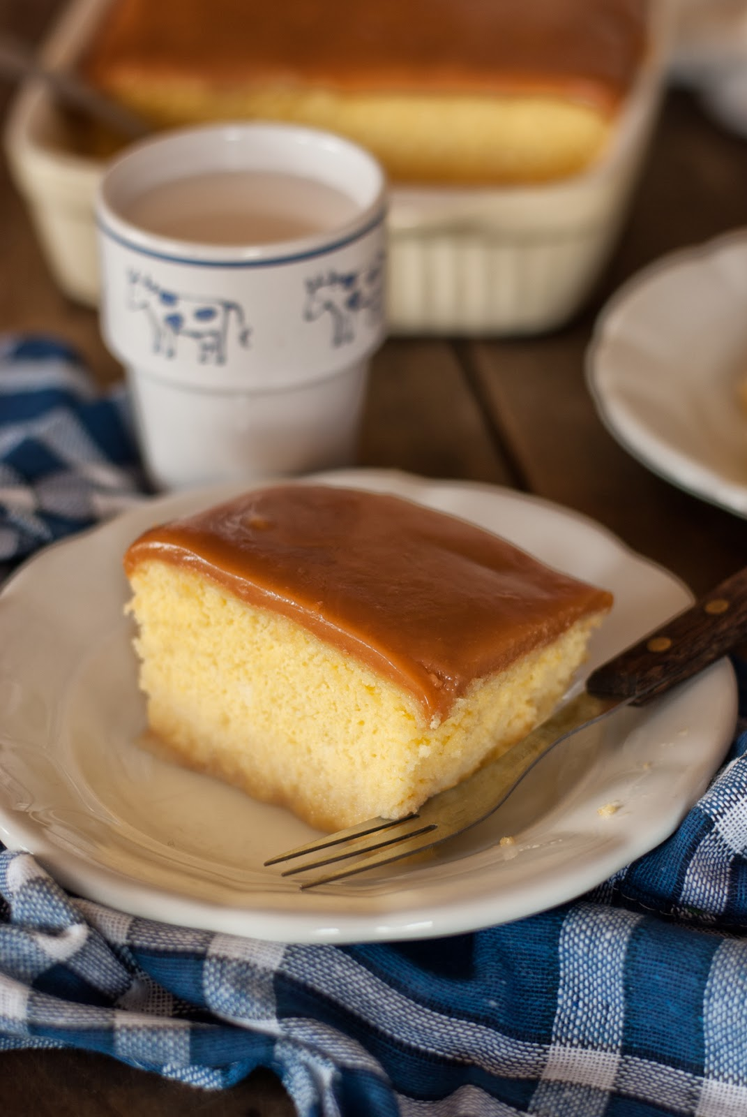 Bezglutenowe ciasto tres leches