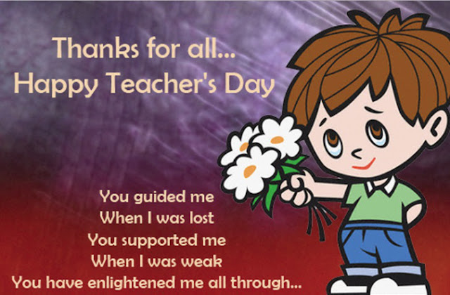 Short Welcome Speech For Teachers Day By Students
