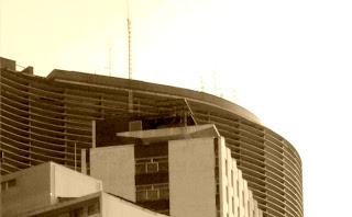 Edifício Copan - Projeto de Oscar Niemeyer em São Paulo