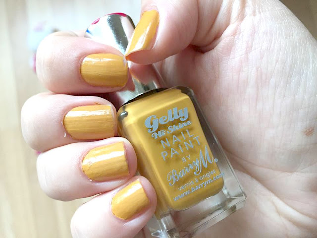barry m mustard review