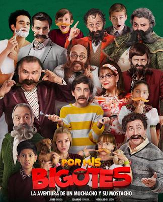Por mis Bigotes [Latino]