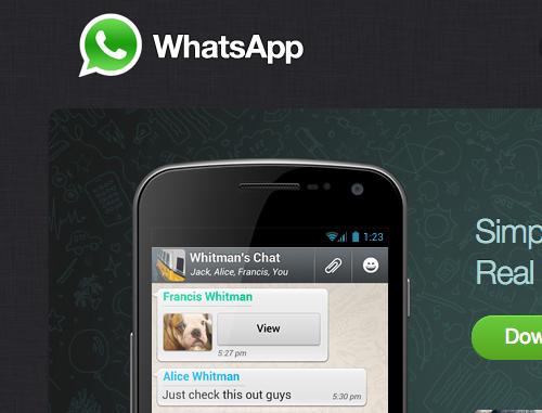 WhatsApp新增點對點加密,秘密對話解鎖要靠金鑰密碼|數位時代