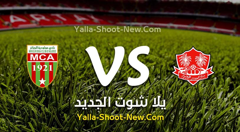 مباراة ظفار ومولودية الجزائر