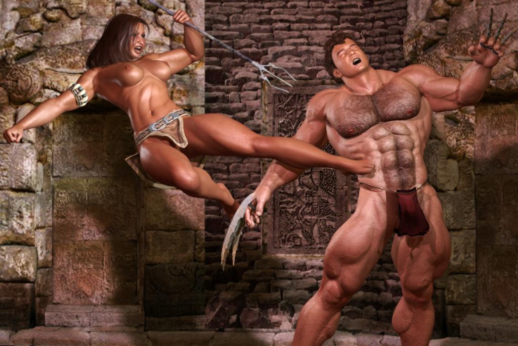Thanks naked male warrior sex remarkable