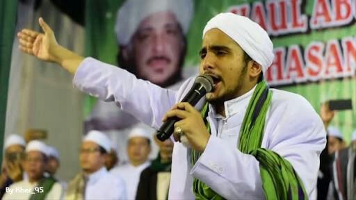 Habib Hanif FPI Tantang Sekjen PBNU Terkait Keputusan Bendera Tauhid di Kantor Menkopolhukam