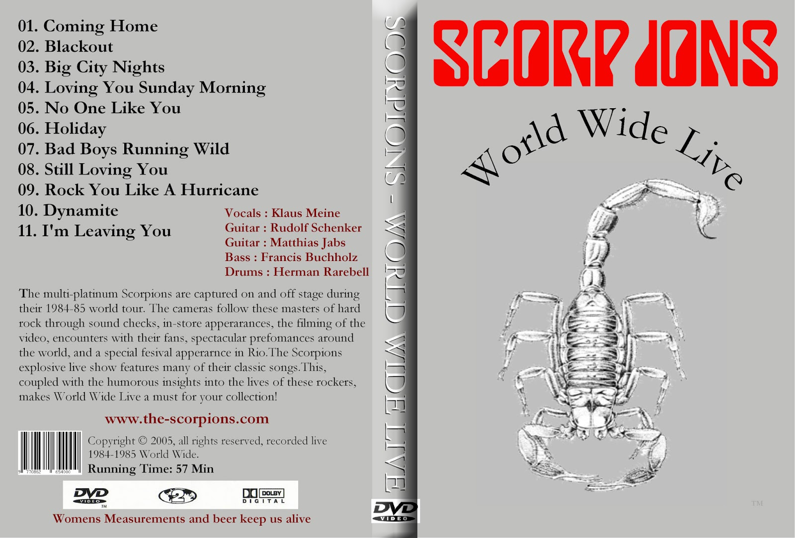 Scorpions World Wide Live DVD-R Scorpions 2BWorld 2BWide 2BLive 2BDVD R 2BXANDAODOWNLOAD