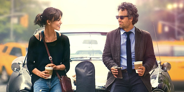 Keira Knightley e Mark Ruffalo
