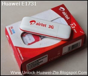 Download Huawei Firmware Update Files Free: Huawei E1731