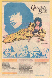 Queen Bee DC Comics