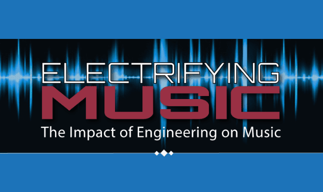 Electrifying Music: The Impact of Engineering on Music