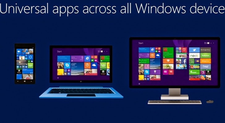 Microsoft Universal Windows Apps