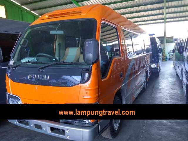Travel Dari Pondok Gede ke Bandar Lampung Termurah